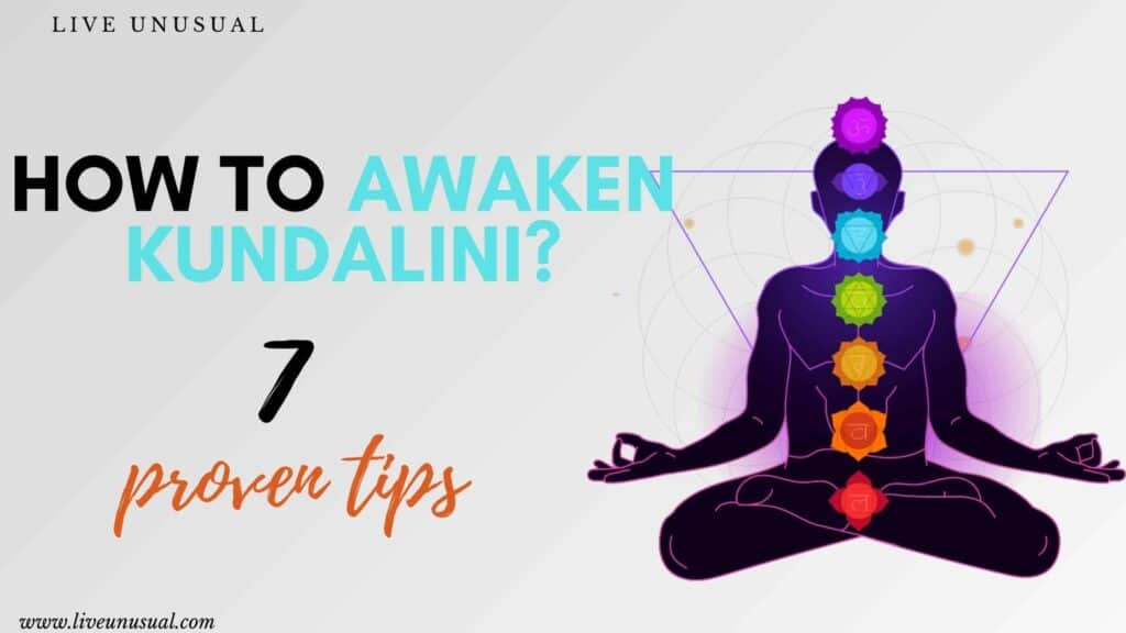 How to awaken kundalini?