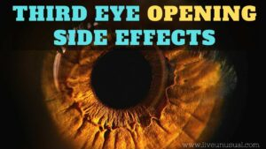 third eye opening side effects